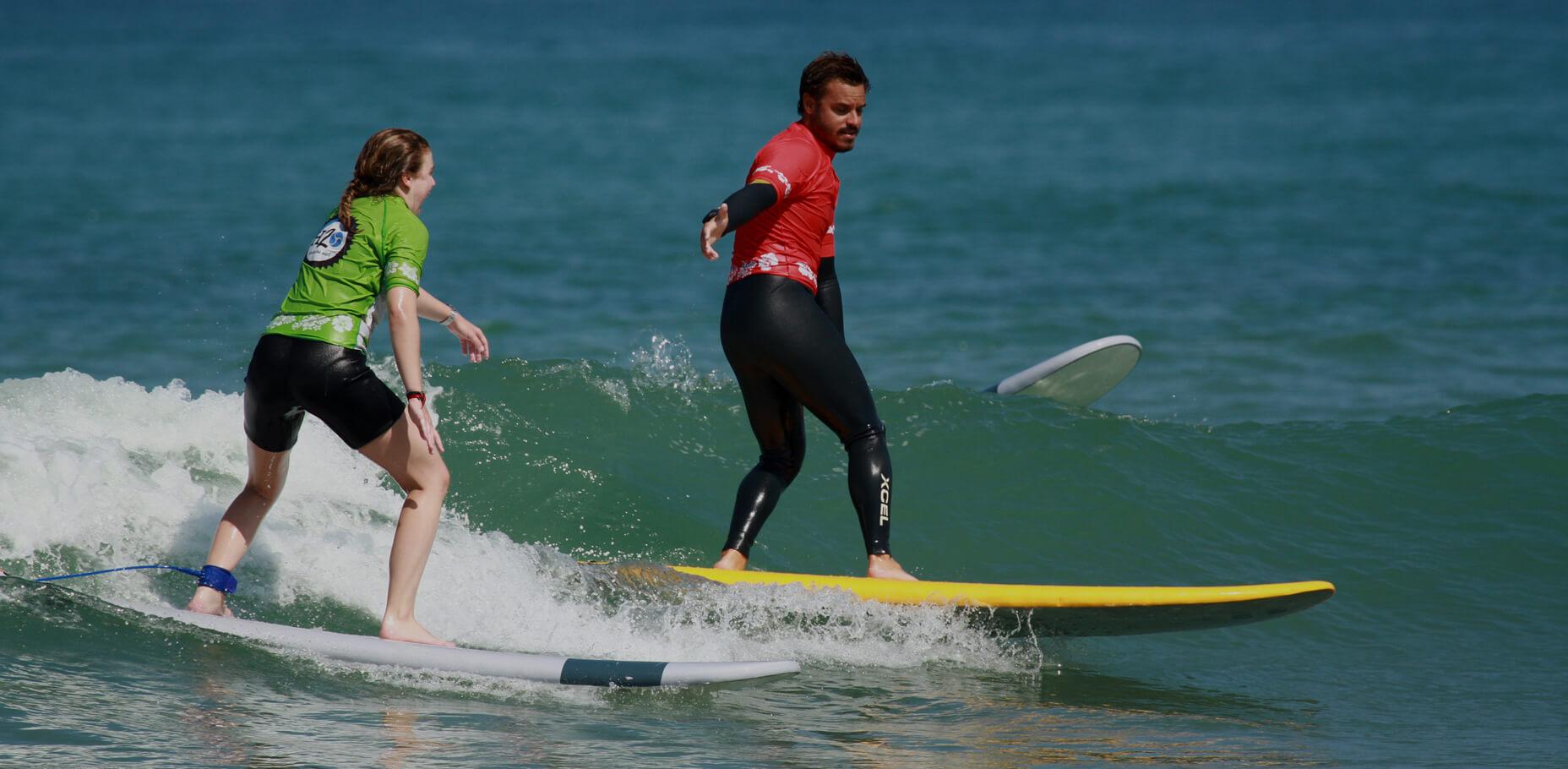 École de surf H2O Bidart / Guéthary / St Jean de Luz
